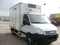 Iveco Daily intended for meat transports