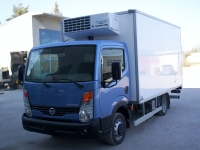 Nissan Cabstar intended for fruit and vegetable transports