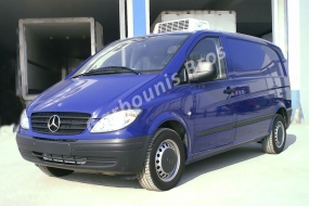 Mercedes Vito suitable for confectionery