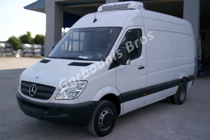 Mercedes Sprinter freezer